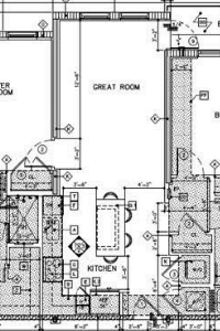 Physical accessibility blueprints